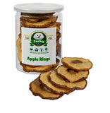 Our apple rings are the sweet treat that dogs crave!