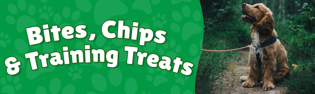 Lucky Premium Treats - Chicken and Meat Bites Dog Treats, Flavored Chips Dog Treats, And The Best Dog Training Treats