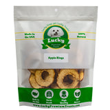 Apple Rings Dog Treats