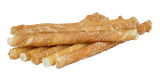 Chicken Wrapped Rawhide Treats for Small Dogs - Buy 250 Get 60 FREE! (310 Total Treats!)