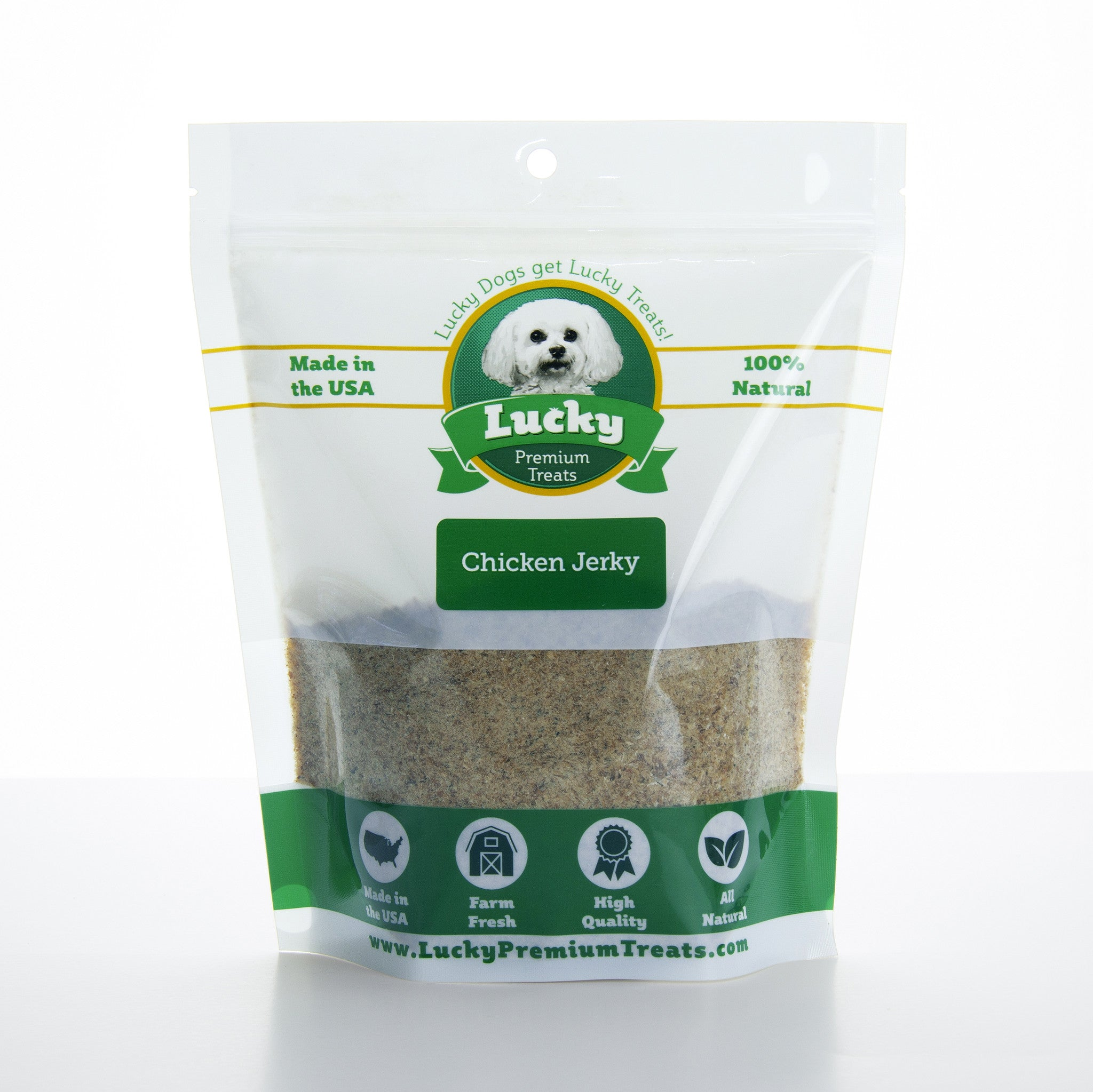 Chicken Jerky Sprinkles for Dogs