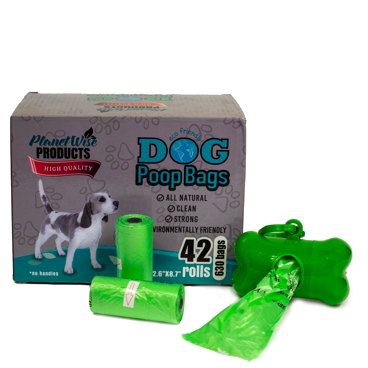 Planet Wise Dog Poop Bag