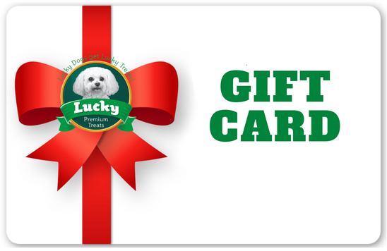 Lucky Premium Treats Gift Card