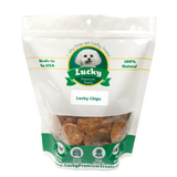 Lucky Premium Treats Lucky Chips for Dogs, Bag