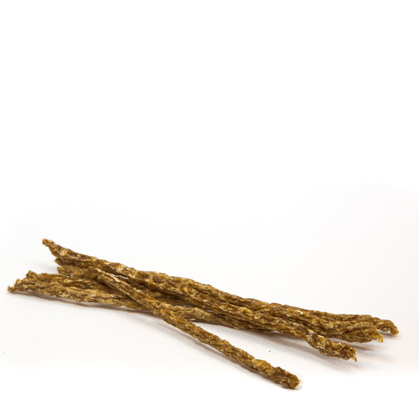 Rabbit Jerky Straws