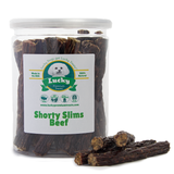 Shorty Slims: Beef Jerky