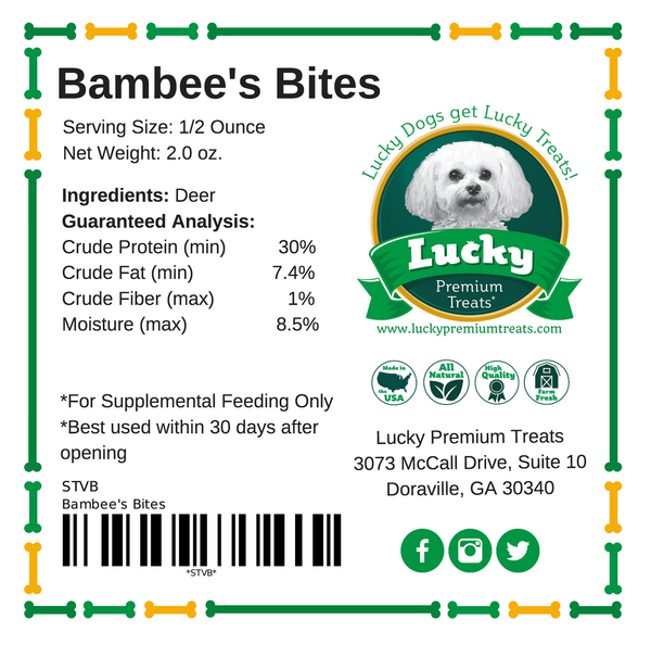 Small Treat: Bambee Bites