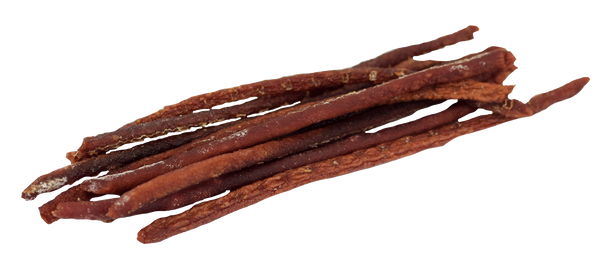 Lucky Premium Treats - Tuna Jerky Straws for Dogs and Cats, product