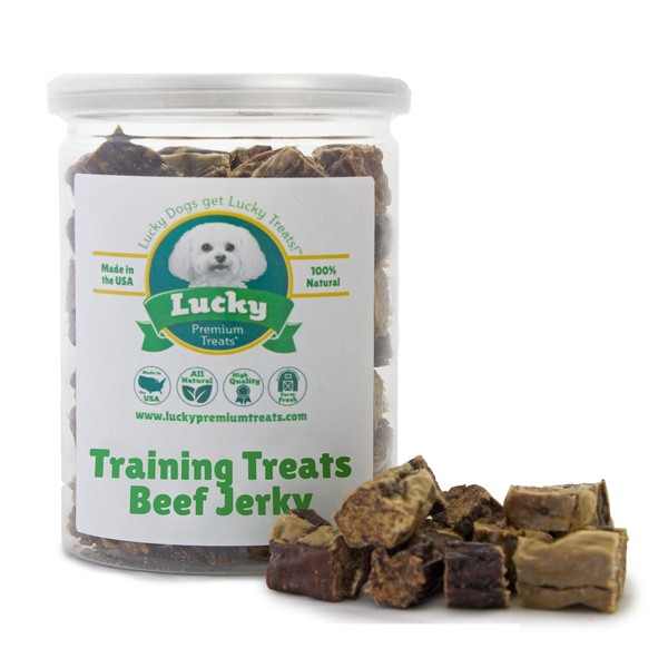 Training Treats: Beef Jerky