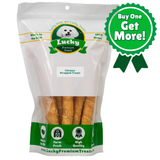 Chicken Wrapped Rawhide Treats Retriever Size for Large Dogs - Buy 18 Get 4 FREE! (22 Total Treats!)