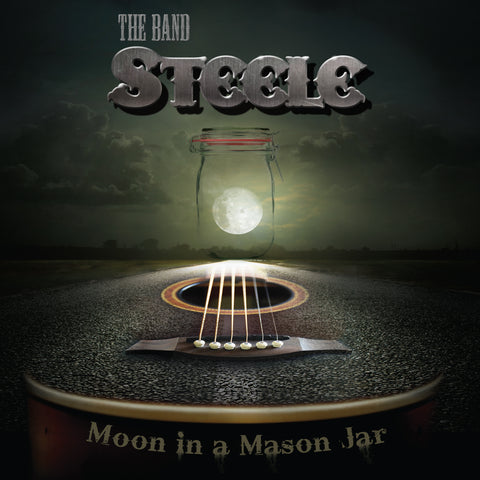Moon in a Mason Jar Album CD