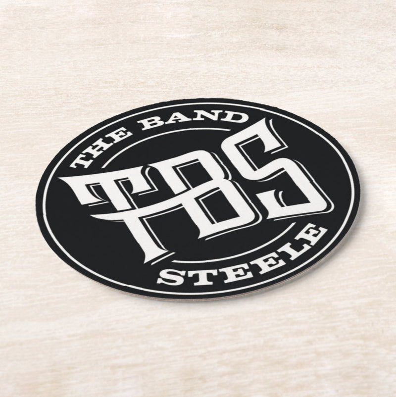 TBS Logo Coaster Set
