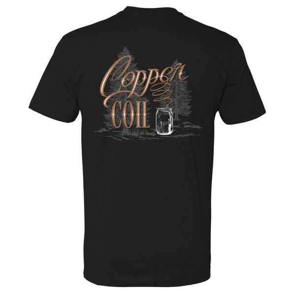 Copper Coil Moonshine Tee | Unisex