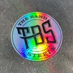 TBS Logo Holographic Sticker
