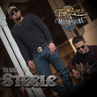 Tan Lines & Moonshine CD
