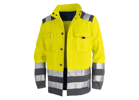 Kübler HIGH VIS INNO PLUS Jacke PSA 2