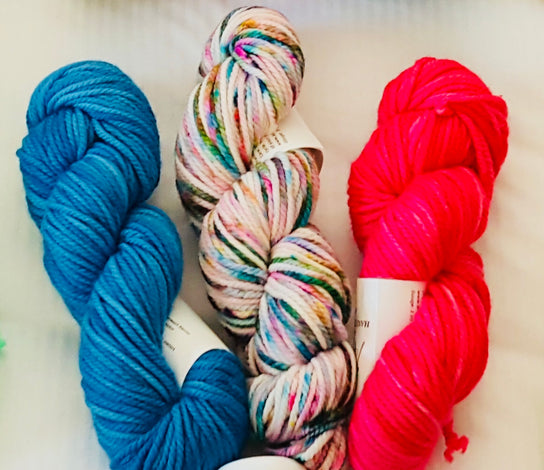 Beyond the Skein