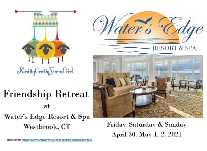 NEARLY-SPRING FRIENDSHIP RETREAT AT WATER'S EDGE RESORT AND SPA