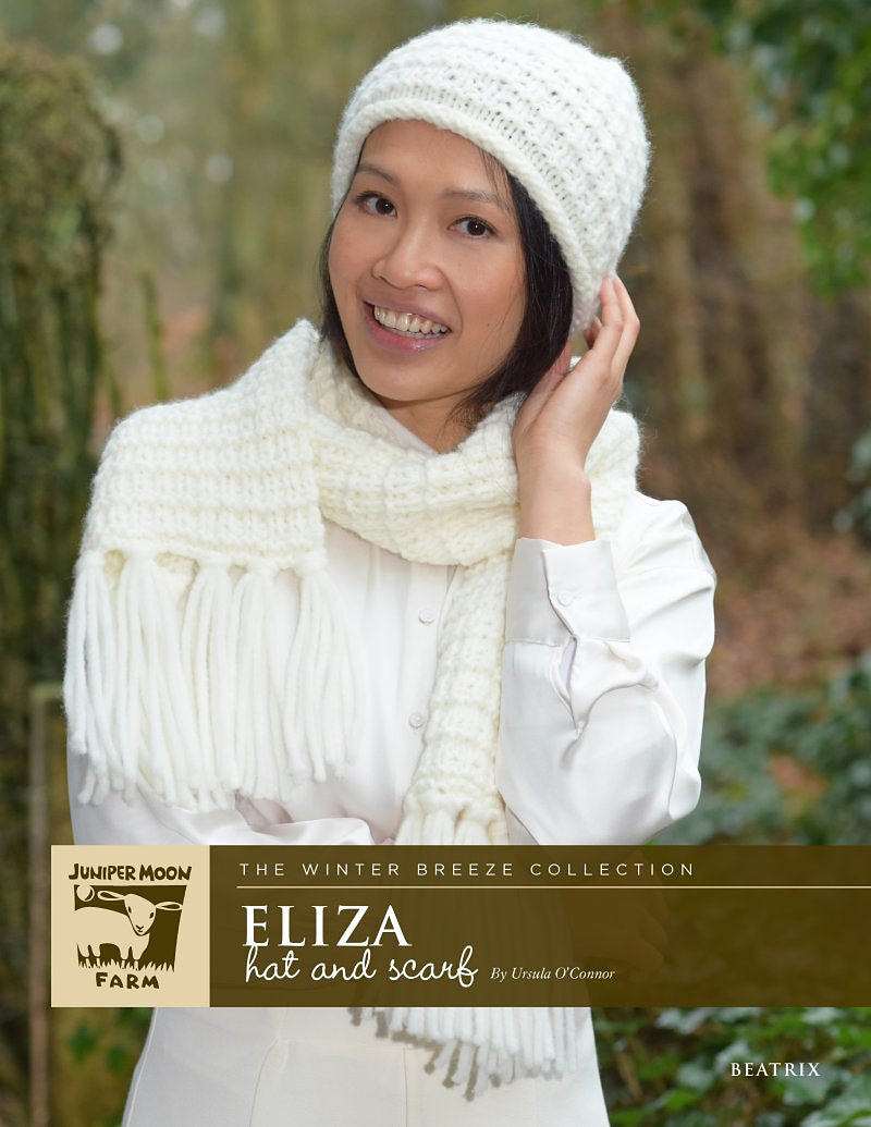Eliza Hat and Scarf Kit
