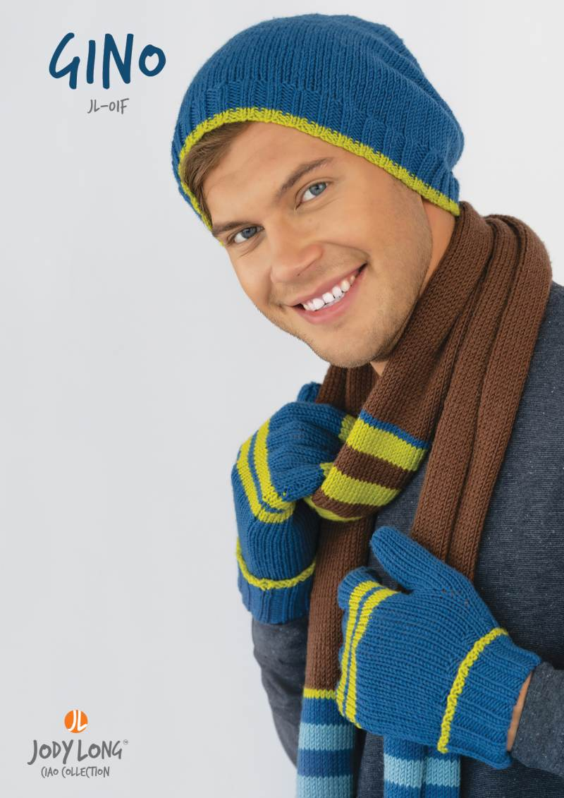 Gino Trio Kit - Hat, Scarf and Gloves