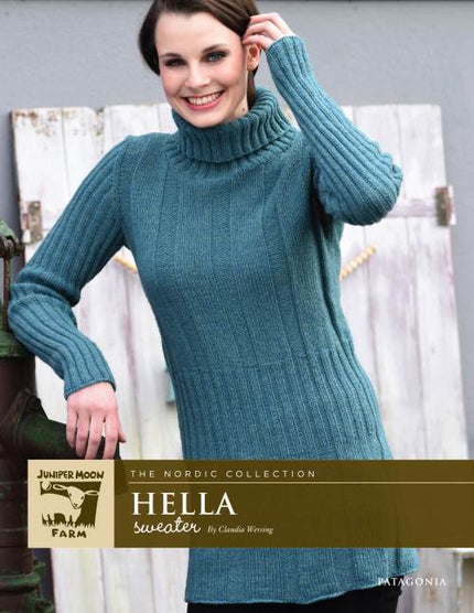 Juniper Moon Farm Hella Sweater Kit