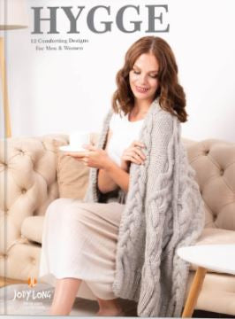 HYGGE PATTERN BOOK BY JODY LONG KNITS