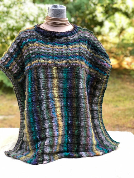 Noro Ito Two-Direction Poncho