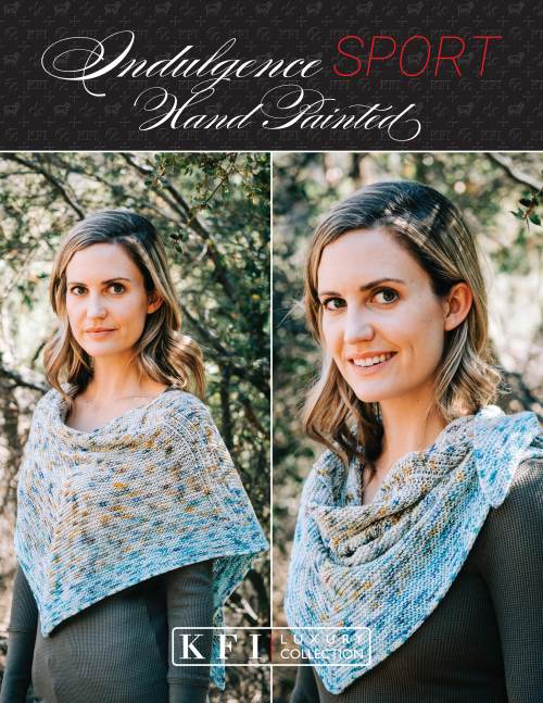 Nappa Shawl Kit