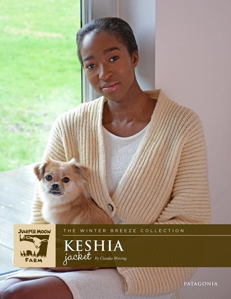 Keshia Sweater Kit