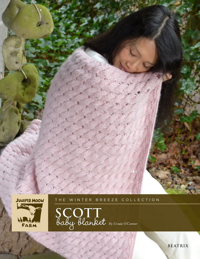 Scott Baby Blanket Kit