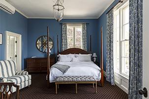 Spicer Mansion Guest Room Example
