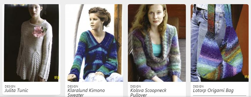 NORO Meet the Man Behind the Yarn Hardcover Book