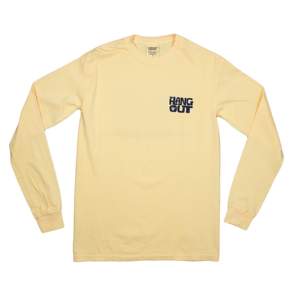 Framed Long Sleeve Tee