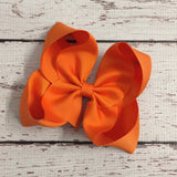 "5"" Solid Color Bows"