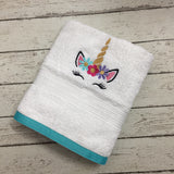 Unicorn Bath Towel