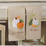 Thanksgiving Hand Towels 🦃🍂