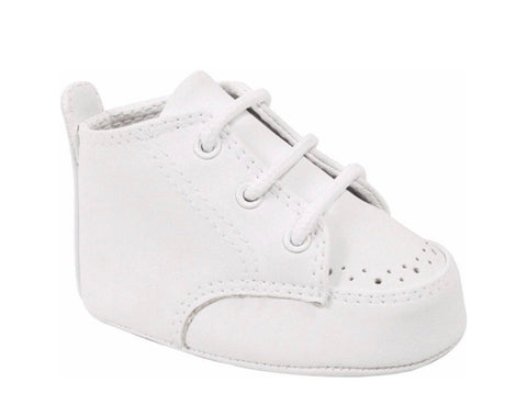 White Classic Crib Shoes