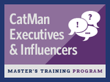 Learn more about our CatMan Master's Training Program for Retailers & Manufacturers