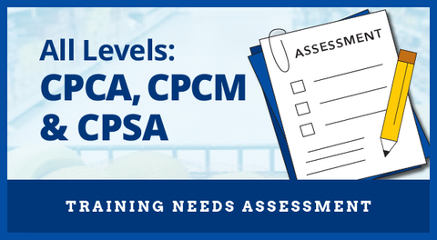 Category Management Training Needs Assessment Test