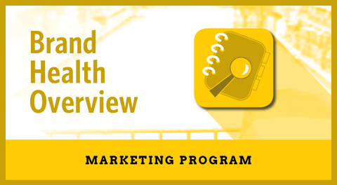 Marketing Category Management Training Program: Brand Health Overview