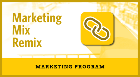 Marketing Category Management Training Program: Marketing Mix Remix