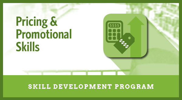Building Pricing and Promotion Skills <h6>(Skill Development Program)</h6>