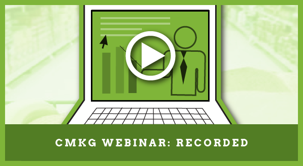 "CMKG Webinar ""Apply Category Management Principles to Your Seasonal Categories"" Recording"