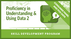 Proficiency in Understanding and Using Data 2
