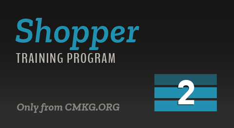 Shopper Training Program - Level 2 (Intermediate)