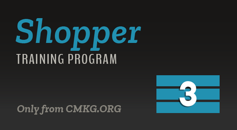 Shopper Training Program - Level 3 (Advanced)