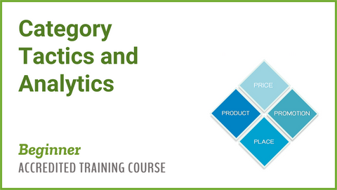 Category Tactics and Analytics