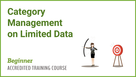 Category Management on Limited Data