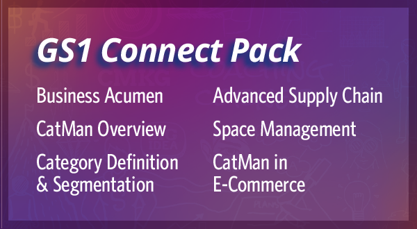 GS-1 Training Pack: Connect Product Standards with Category Management