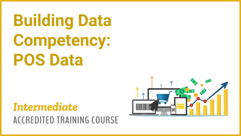 Building Data Competency: POS Data